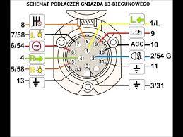 euro 13 pin plug wiring diagram mamma mia mercedes 13 pin wiring diagram at 13 Pin Wiring Diagram