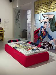 Kids Room Design: Superman Room Customised - Batman Themed Room
