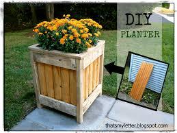 diy outdoor planter jaime costiglio