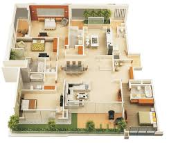 Apartments 4 Room House House Plan Design D Room Youtub  Phlooid4 Room House Design