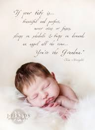 Awesome Quotes For A New Baby Paulcong