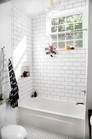 Sumptuous White Bathroom Tiles Pertaining To Household Remodel