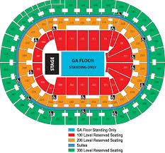 Moda Center Seating Chart Moda Center Seating Chart Pink Concert Best Picture Of