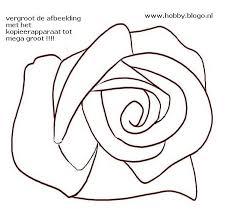 Hoe Mega Grote Roos Schilderen Op Doek Hobbyblogonl