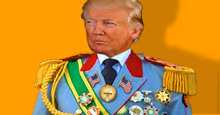 Image result for dictator trump images