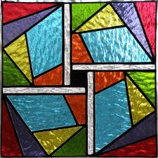 Stained Glass Pattern Extraordinary Stained Glass Window Hangings And Patterns