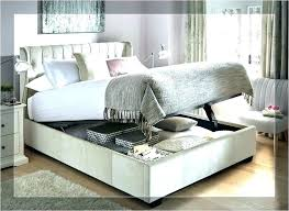 diy sleigh bed bench seat foot bedroom with storage end of chest bedrooms marvellous