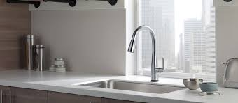 Delta Touch2o Kitchen Faucet Essa Kitchen Collection