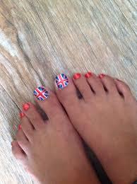 England Flag Nail Designs British Flag Nail Art One Direction Nail Design One