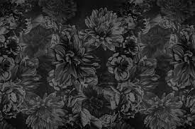 Dark Floral 18045 Wallpaper by ...