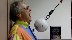 Walter lewin's famous dotted lines. Walter Lewin Video How To Make A Dotted Line In 0 5 Sek Youtube