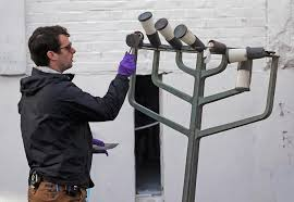 Menorah Apparently Stolen From Brookline Synagogue Recovered In West