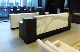 corian reception desk yellow office worktop marble furniture corian44 corian