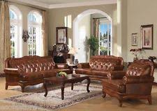 formal living room sofas. traditional formal 2pc sofa set living room top grain leather \u0026 loveseat sofas a
