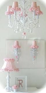 rose lamp shade pink light pink lamp shade