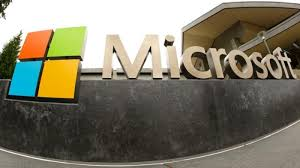 Microsoft Company Worth Microsoft Overtakes Amazon As Second Most Valuable Us Company