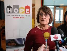 End Homelessness Winnipeg unveils five-year plan - Winnipeg Free Press