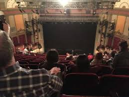 Seating Chart For Neil Simon Theater In Nyc Neil Simon Theatre Section Mezzanine C Row T Seat 117