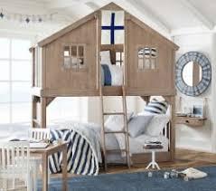 ... Preppy Stripe Bedroom ...