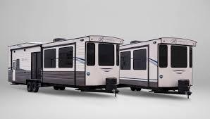 destination trailer vs traditional