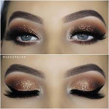 new video us up on my you chel link in bio i wanted to create a clic glitter eye makeup tutorial before the holidays hope you all