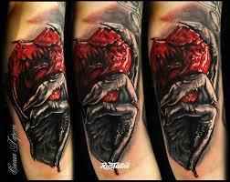 татуировки в стиле сюрреализм Rustattooru иваново