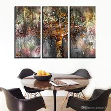 2018 canvas prints poster bedroom wall art frame gustav klimt abstract painting tree of life pictures background home decor from cocoart2016
