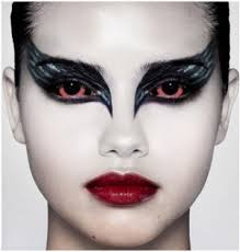 mask makeups are an excellent way of disguising your face for this without using anything else but paint there are lots of ideas you can get