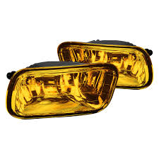 Fog Lights For Dodge Ram 1500 Lumen Yellow Factory Style Fog Lights