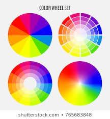Rgb Color Chart Stok Vektörler Görseller Ve Vektör Sanatı