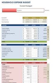 Monthly Expenses Spreadsheet 32 Free Excel Spreadsheet Templates Smartsheet