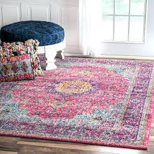 nuloom traditional vintage inspired overdyed fancy blue area rug traditional vintage fancy pink area rug 5 x traditional vintage fancy pink area rug 5 x