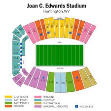 Fiu Football Stadium Seating Chart Tickets Marshall Thundering Herd Football Vs Florida