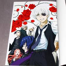 tokyo ghoul official anime book