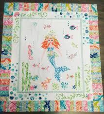 Mermaid Quilt Pattern Custom Ideas