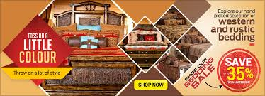 Small Picture Western Furniture Western Bedding Western Decor Rustic Home