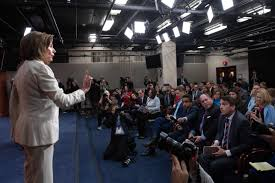 Image result for photo of Nancy Pelosi at the restaurant opening tonight