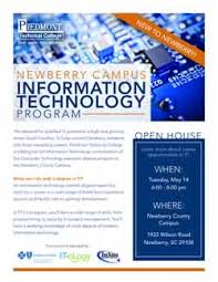 computer tech degree computer technology degree offered in newberry piedmont technical