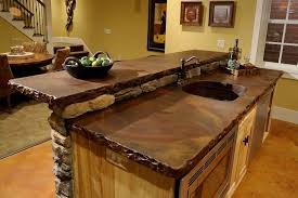 cool diy kitchen island countertop design build basic houseallure wood ideas 970x647