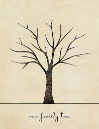 Family Tree Tree Template Family Tree Craft Template Ideas Family Tree Print Family