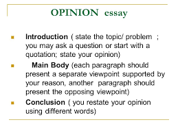 Учимся писать Эссе  opinion essays §   introduce the subject and    opinion essay introduction   state the topic  problem   you   ask a question or