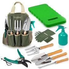 <b>Garden</b> Tools Set - <b>9 Piece</b>