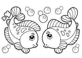 Vissen Kleurplaat 53 Leukste Kleurplaat Vissen Voor Kids