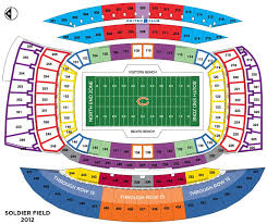 Minnesota Vikings Tickets Seating Chart Were Sitting In Section 122 Awesomesauce Soldierfield