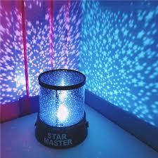Ocean Night Light Led Lamp Ocean Night Lights Color Changing Rotating Star Sky