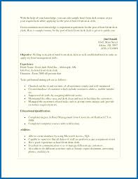 resume for hotel job with no experience hotel front desk clerk resumes best solutions of sample in 1024 1325 simple