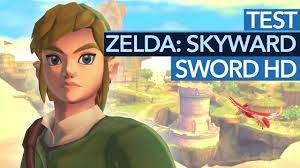 Skyward Sword HD? - Test / Review ...