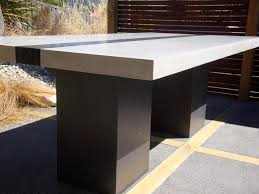 outdoor tables nz. concrete creations outdoor tables nz o