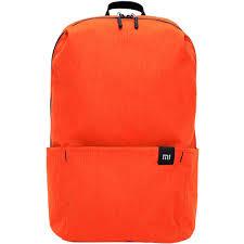"""Рюкзак для ноутбука 13"""" Xiaomi <b>Mi Casual Daypack</b>, <b>оранжевый</b>"""