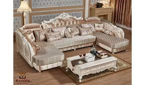 royal luxury corner sofa set